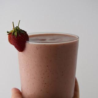 Mango Strawberry Smoothie