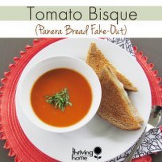 Tomato Bisque Recipe (Panera Bread Fake-Out)