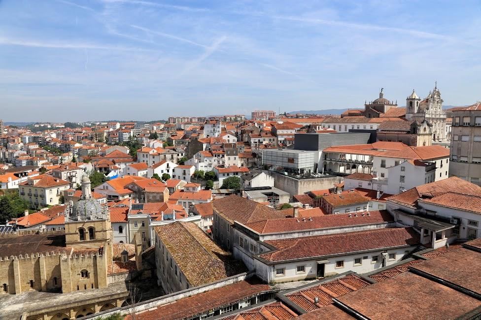 Portugalia, Coimbra