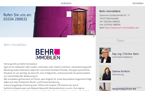 Die Behr Immobilien App - Android Apps on Google Play