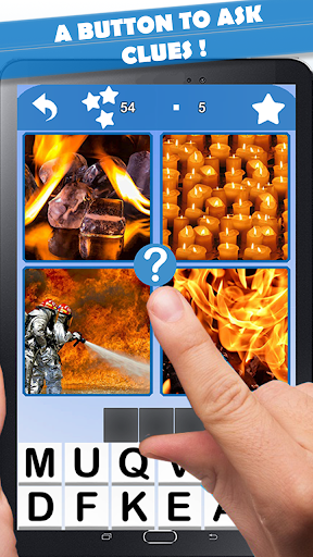 4 pics 1 word : The Odd One Out  screenshots 6