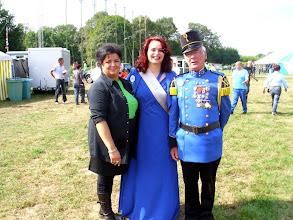 Photo: V.l.n.r.: Miranda van Thoor-Slabbers, Cheyenne Golsteijn & Piet Huisman
