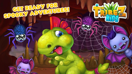The Tribez Kids: Take care of Stone Age pets! 1.0.1 {cheat|hack|gameplay|apk mod|resources generator} 1