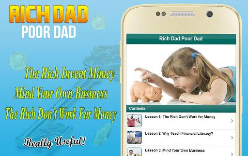 Brief for Rich Dad Rich Poor