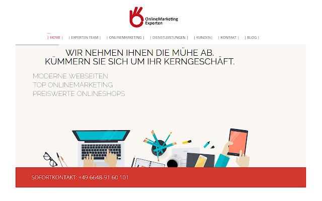 Onlinemarketing-Experten