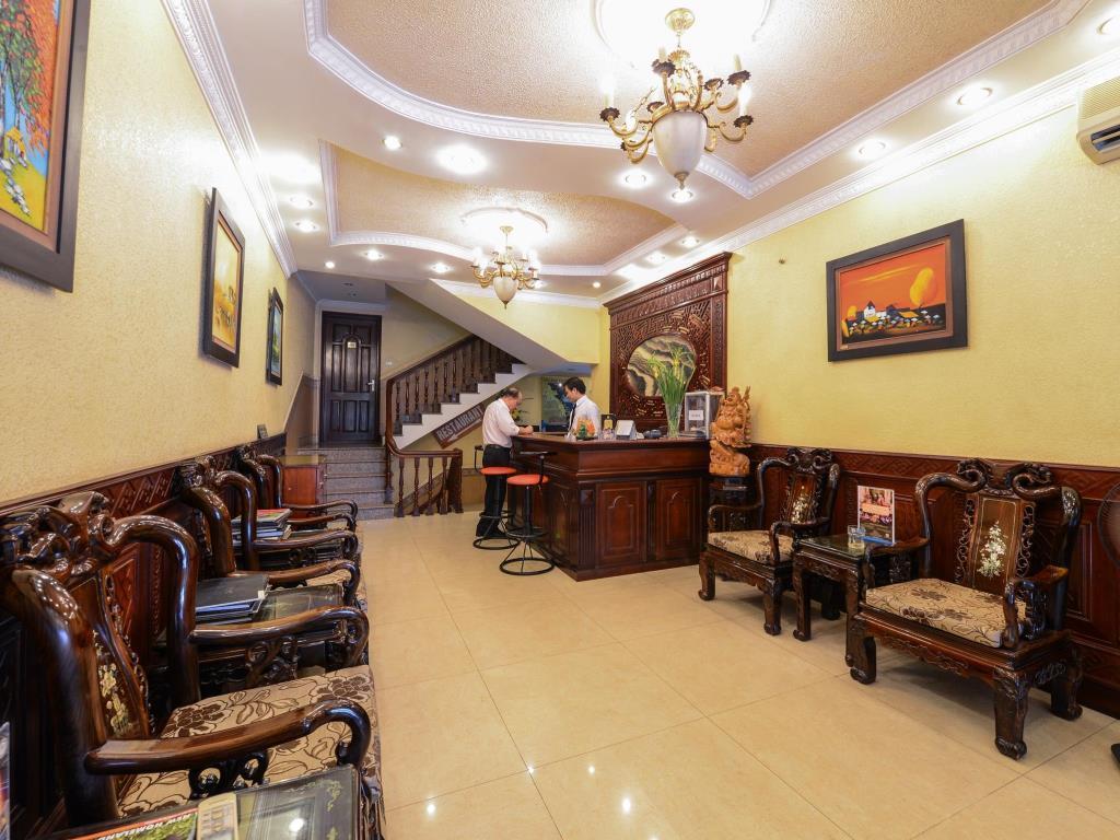 Bật mí khách sạn gần trung tâm Hà Nội