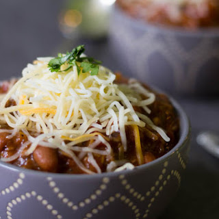Meatless Chili • Hearty Vegetables and Rich Flavor Recipe
