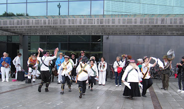Photo: ALSO FROM HELSINKI ... THE MORRISERS