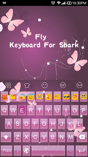 Emoji Keyboard-Fly