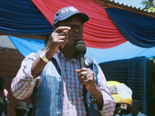 Senator Outa blames Raila's heckling on Kisumu leadership