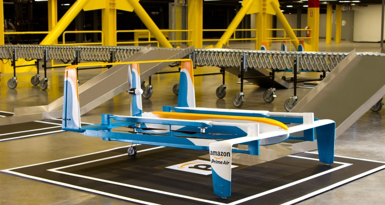 Amazon Prime Air : Il primo spot consegne con il drone