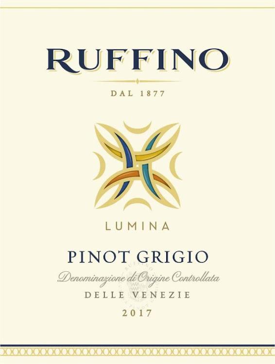 Logo for Ruffino Pinot Grigio Lumina