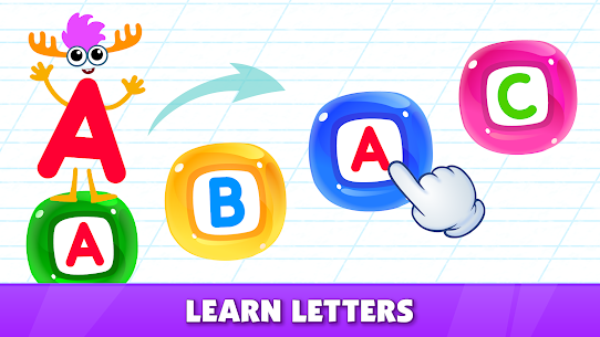 Bini Super ABC! Preschool Learning Games for Kids! 2