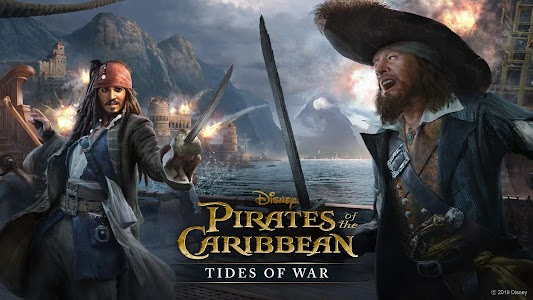 Pirates of the Caribbean: ToW 1.0.100