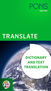 App PONS Translate APK for Windows Phone