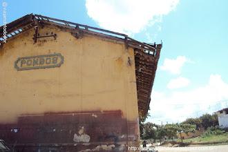 Photo: Pombos - Antiga Estação Feroviária