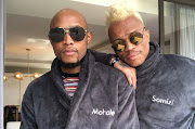 Mohale and Somizi are planning some 'la dolce vita' and a third wedding in Italy.