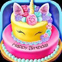 Birthday Cake Design Party - Bake, Decorate & Eat! icon