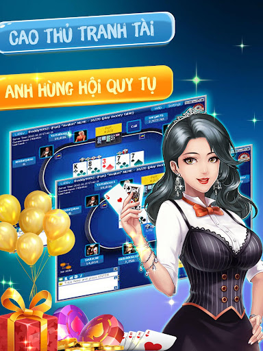 Tien len - Tiu1ebfn lu00ean - Tien len mien nam apkpoly screenshots 17
