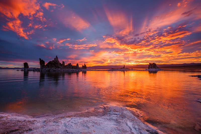 Photo: Dawn at Mono Lake, California