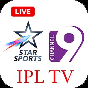 Channel 9 Live IPL TV & Star Sports Live IPL TV 1.0