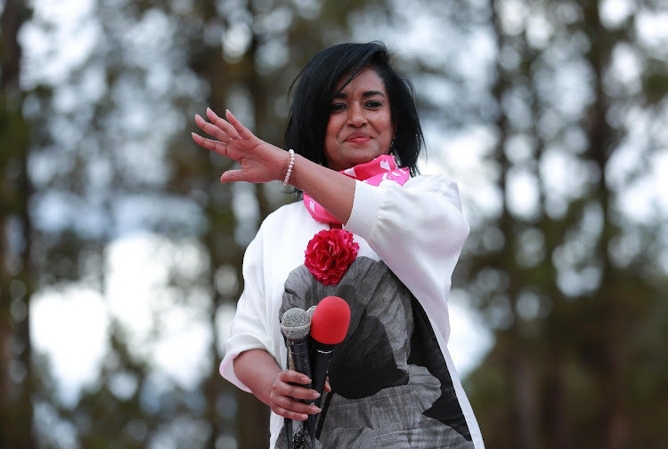 Nairobi Woman Representative Esther Passaris, who a few days ago asked communities that marry off raped girls to their violators to stop and instead allow them to abort.