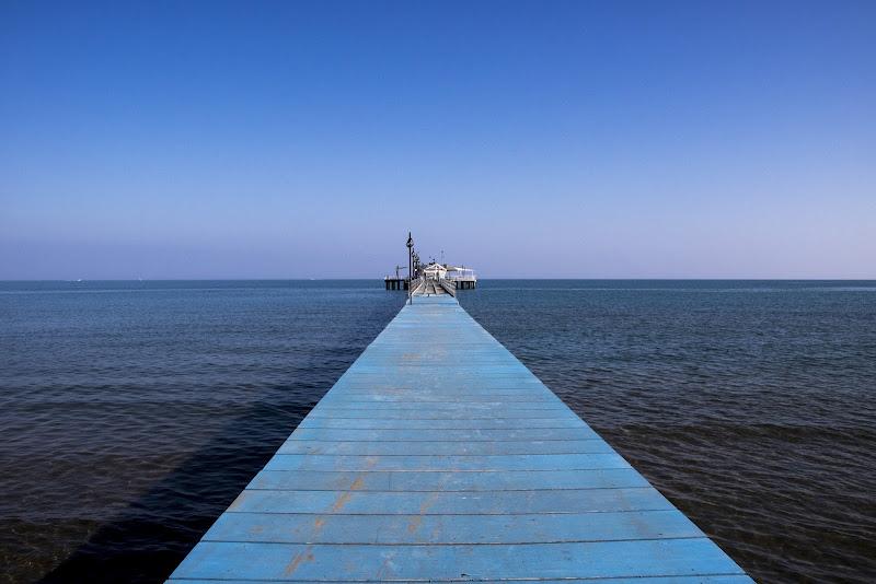 Camminando tra cielo e mare di Gibbo72