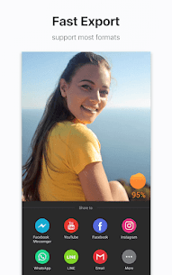 Video Maker Video Editor Clipvue – Cut, Photos 5