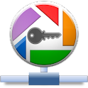 Key for Shared Picasa Viewer icon