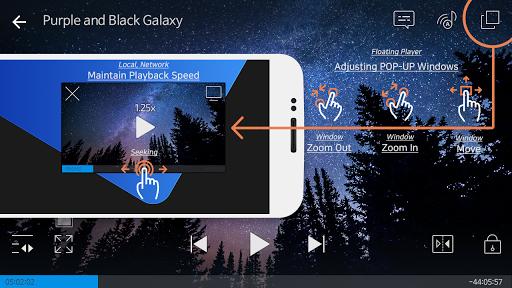 FX Player - video player, cast, chromecast, stream 2.0.2 screenshots 6