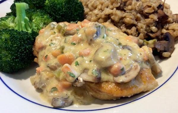 Chicken In New Orleans Wine Sauce Recipe