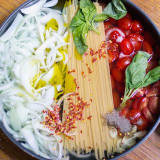 Vegetarian Linguine Recipes