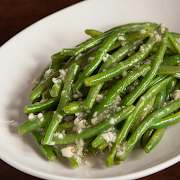 String Beans Stir-Fried with Garlic