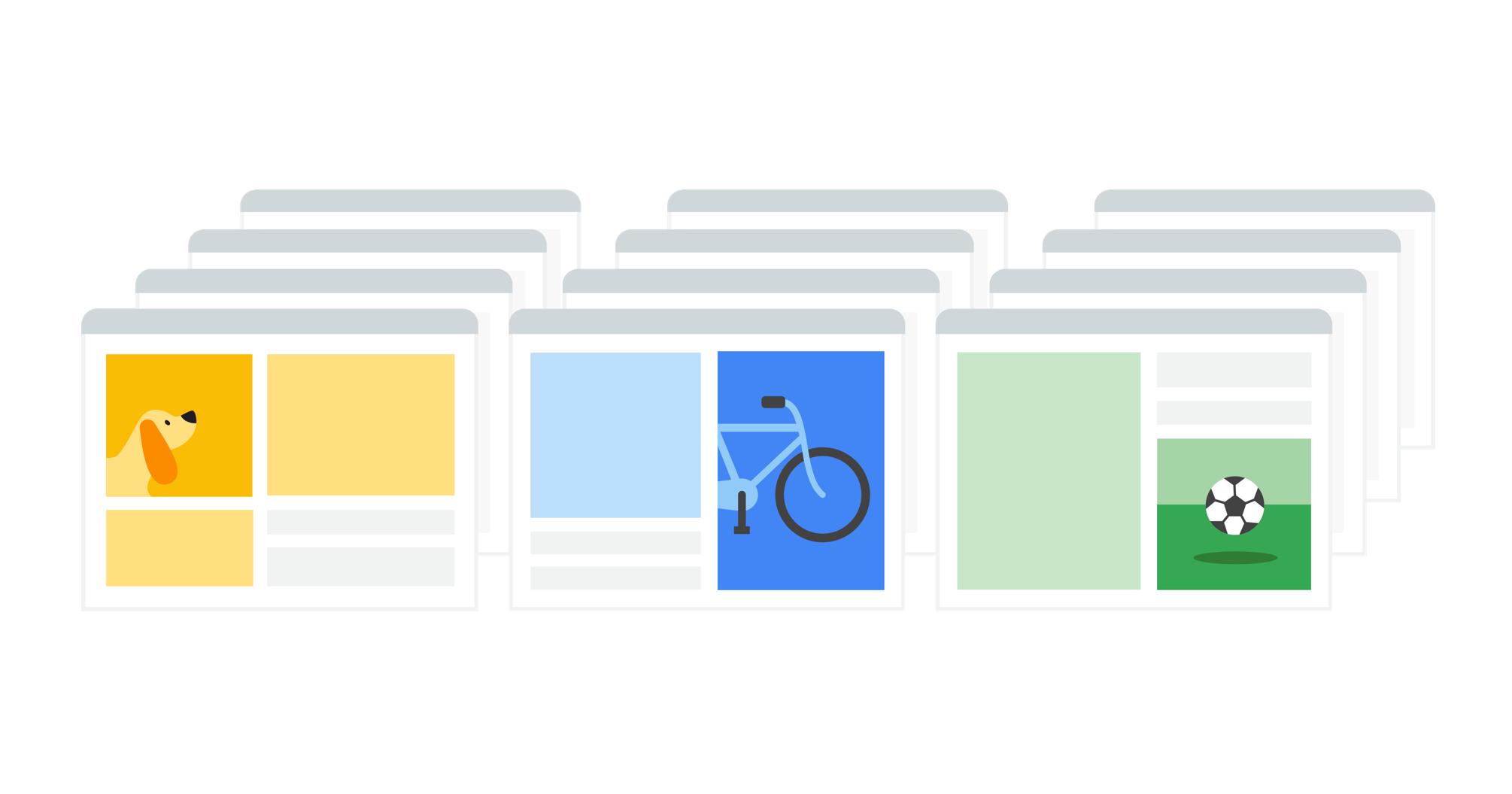 搜尋引擎索引、分類爬取回來的頁面