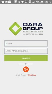 DARA GROUP- screenshot thumbnail