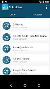 Chiquititas Music Lyrics - náhled