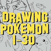drawing pokemon