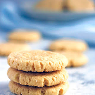Softest Vegan Sugar Cookies.