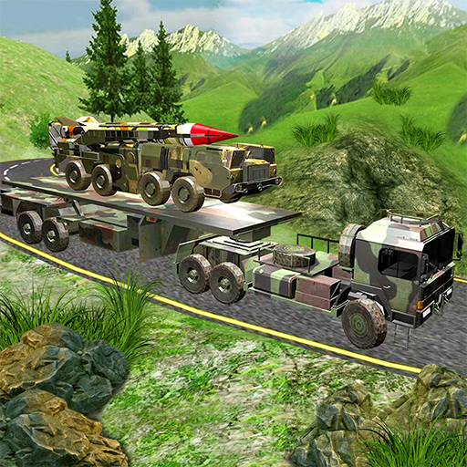 Missile Attack Launcher:Military Missile Launcher