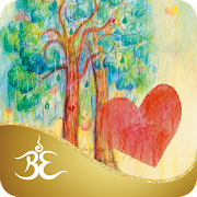 App Icon for Happy Little Hearts - Meditations for Children App in Czech Republic Google Play Store