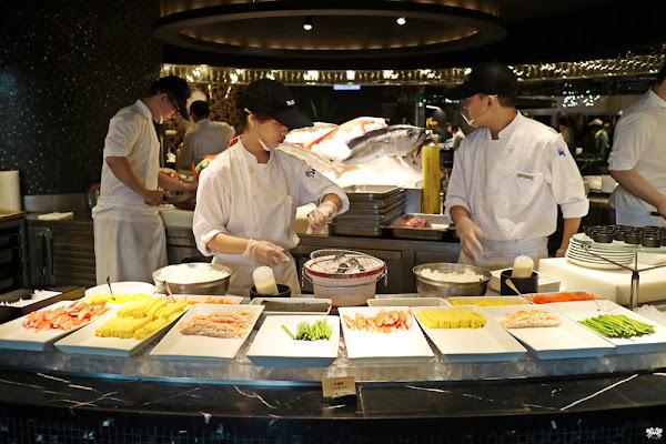 晶華酒店 栢麗廳 Brasserie|台北五星級下午茶吃到飽
