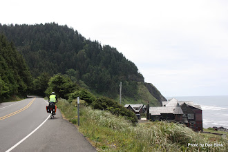 Photo: (Year 2) Day 351 - Climbing Up to Cape Perpetua
