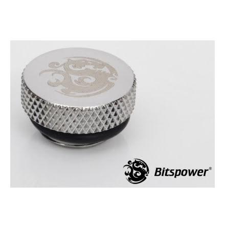 """Bitspower blindplugg, 1/4""""BSP"""