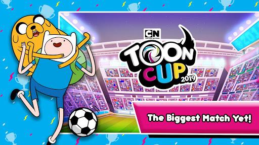 Toon Cup - Cartoon Networku2019s Football Game screenshots 1