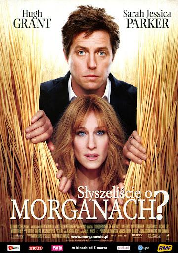 Przód ulotki filmu 'Słyszeliście O Morganach?'