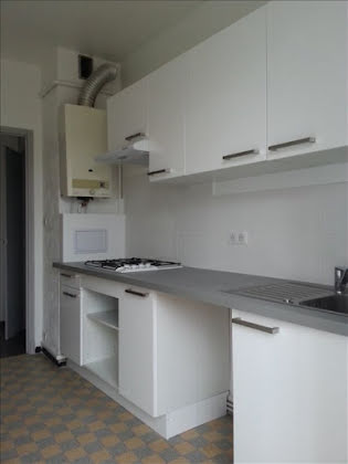 Location appartement 2 pièces 44,07 m2