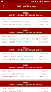 Train Status (IRCTC) App Download For Android 5