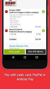EatNow Online Food Ordering- screenshot thumbnail