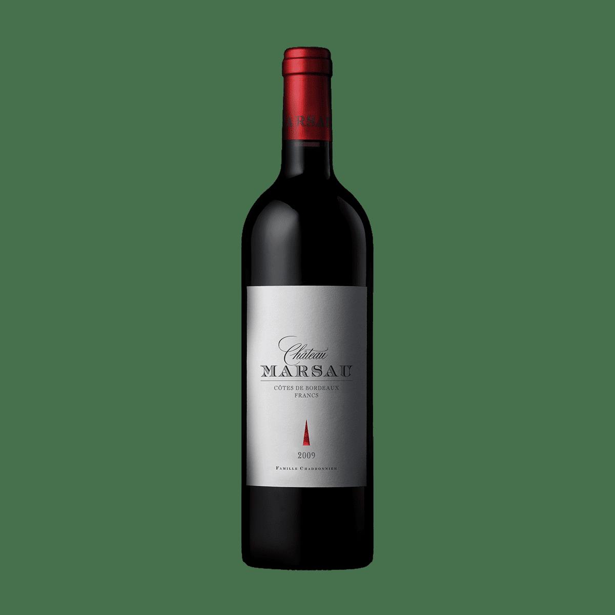Rượu vang Chateau Marsau