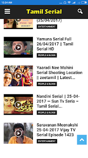 Download Android App Tamil Serial for Samsung | Android GAMES and